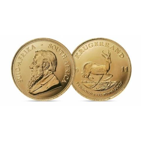 Krugerrand Nuovo Banco Metalli Genova